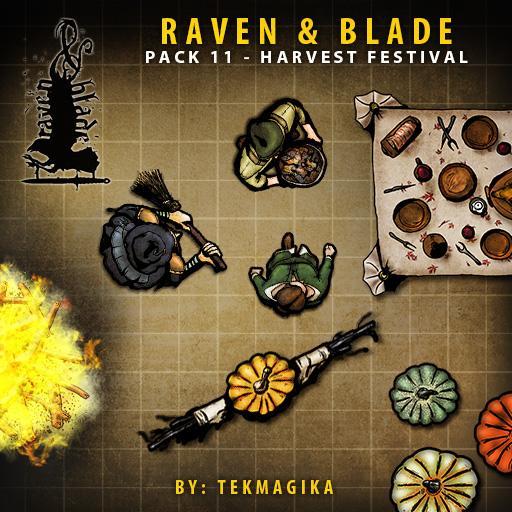 Raven & Blade Pack 11 - Harvest Festival