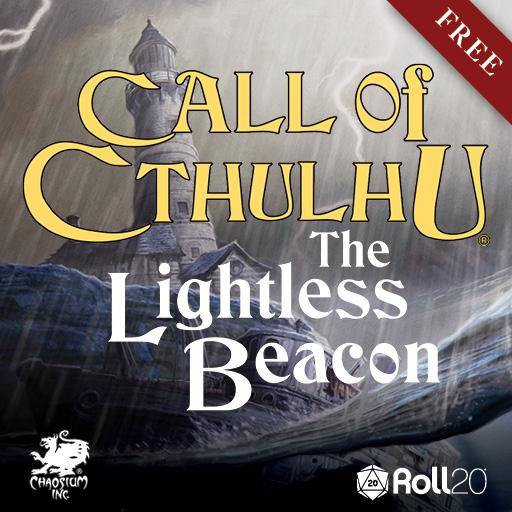 The Lightless Beacon - Call of Cthulhu