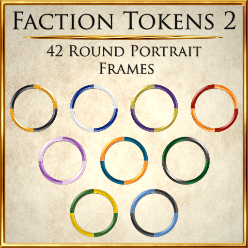 Faction Tokens 2