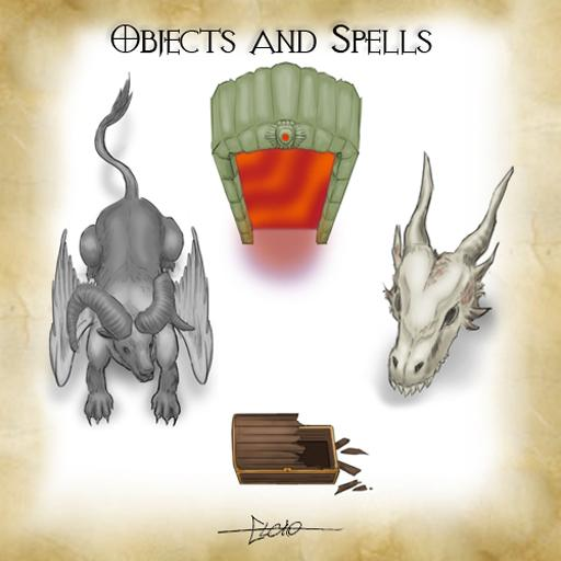 Objects and Spells