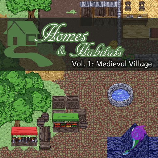 Habitats and Homes Volume 1