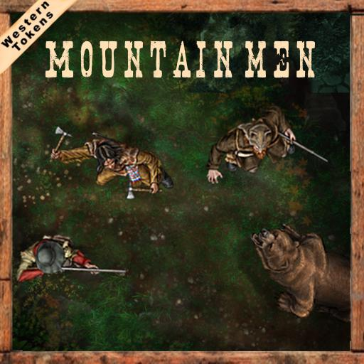 Western Tokens, Mountainmen