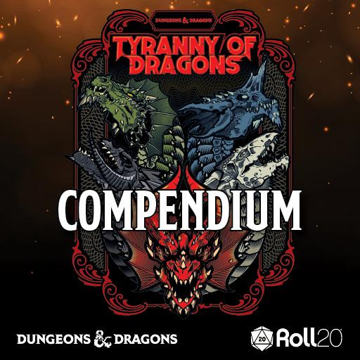 Tyranny of Dragons Compendium