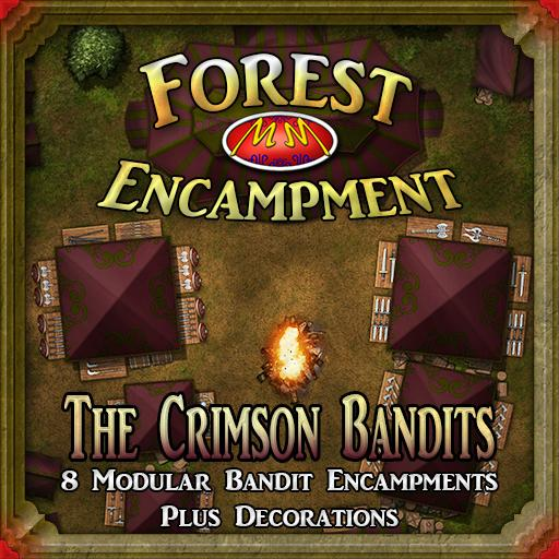 Forest Encampments - Bandits