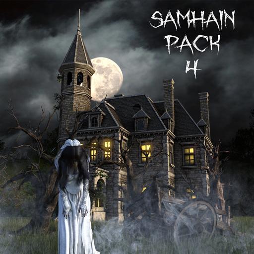 Ddraig Goch's Samhain Pack 4