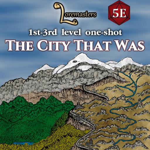 Cover of The City That Was