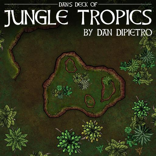 Dan's Deck of Jungle Tropics