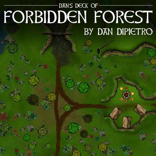 Dan's Deck of Forbidden Forests