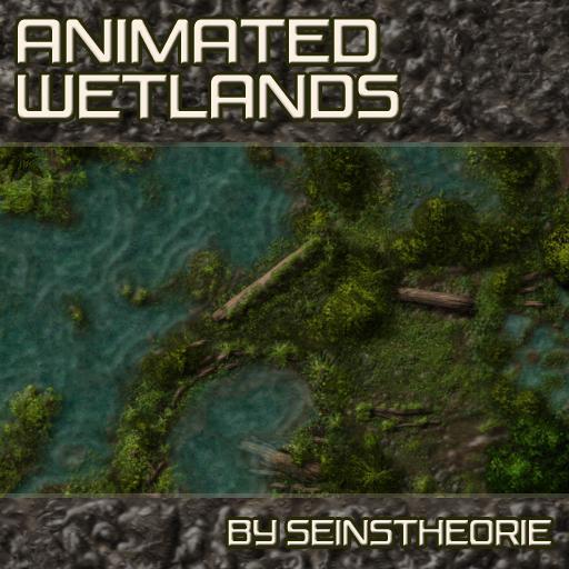 Animated Wetlands