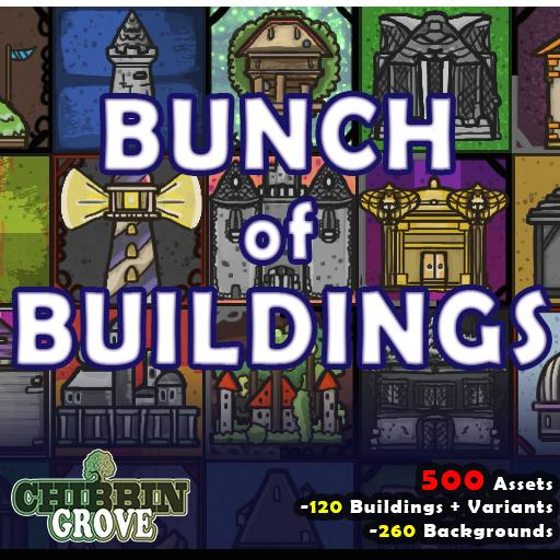 Chibbin Grove: Bunch of Buildings