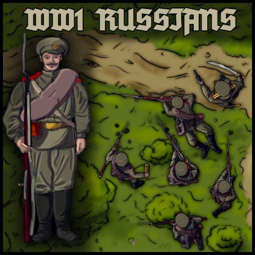 WW1 Imperial Russian Army