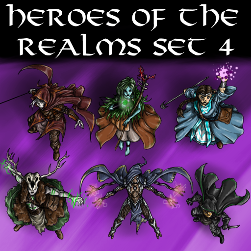 Heroes of the Realms Set 4
