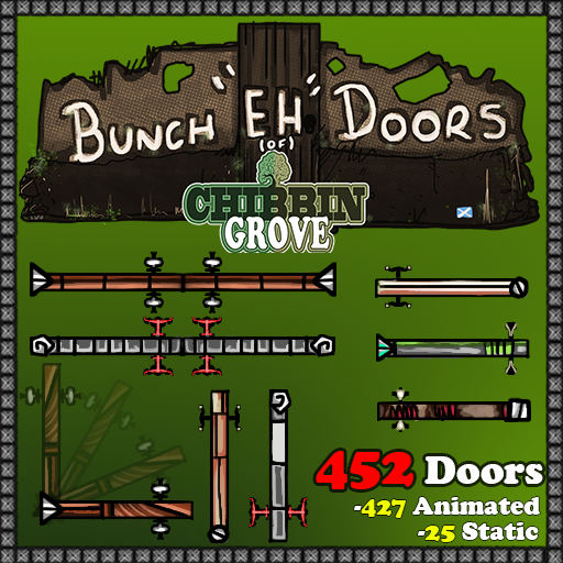 Chibbin Grove: Bunch eh Doors