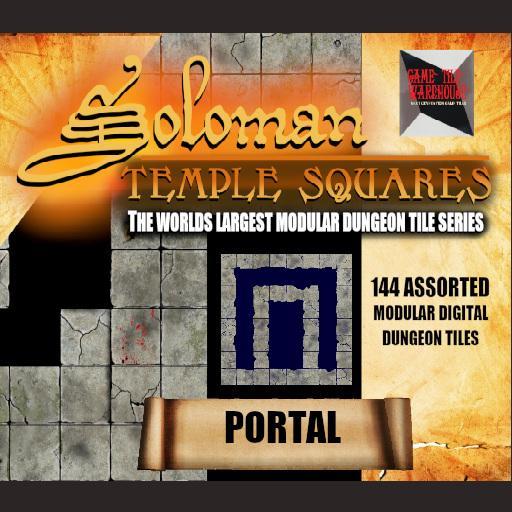 Soloman Temple Squares - PORTAL
