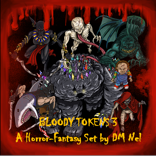 Bloody Tokens 3
