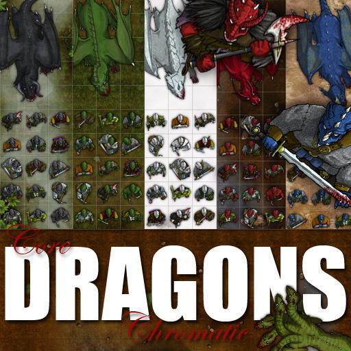 Core Dragons Chromatic