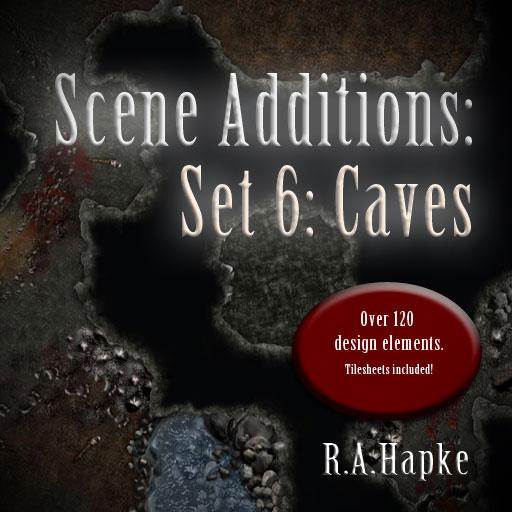 Scene Additions Set 6: Caves