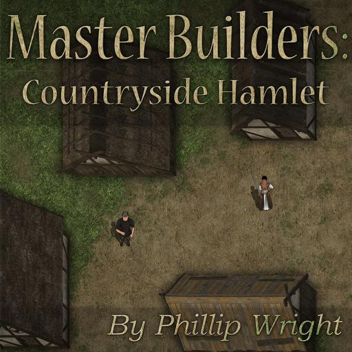 Master Builders - Countryside Hamlet