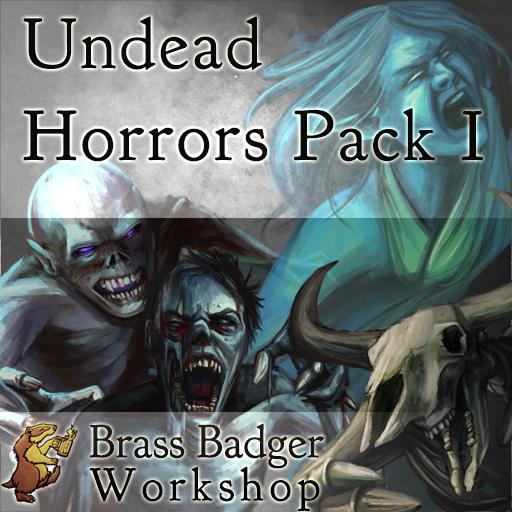 Undead Minion Pack I