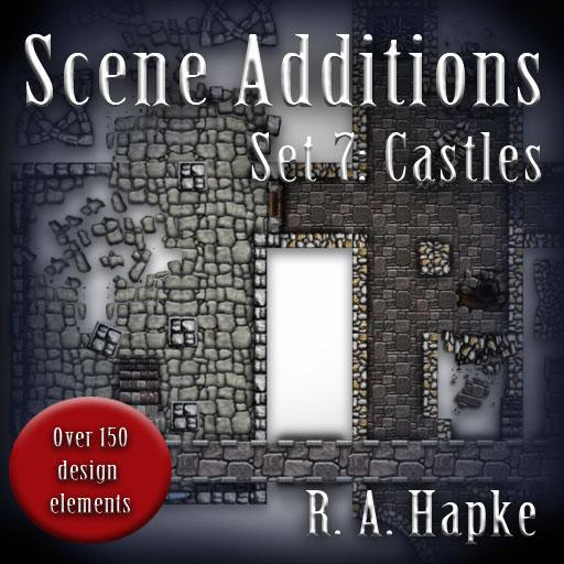 Scene Additions Set 7: Castles