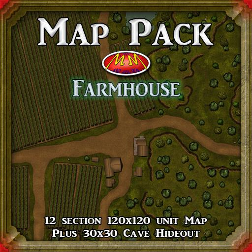 Map Pack V21 Farmhouse