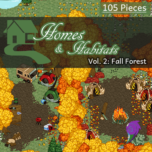 Homes And Habitats Volume 2
