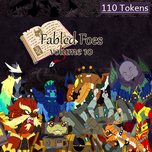 Fabled Foes Volume 10