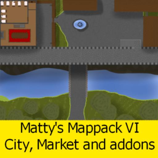 Matty's Mappack VI - City, market and addons