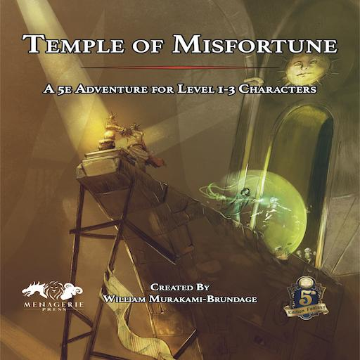 Temple of Misfortune