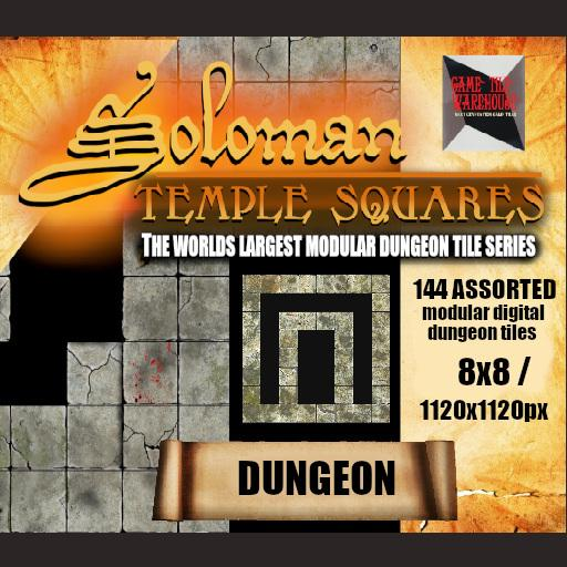 Soloman Temple Squares - DUNGEON