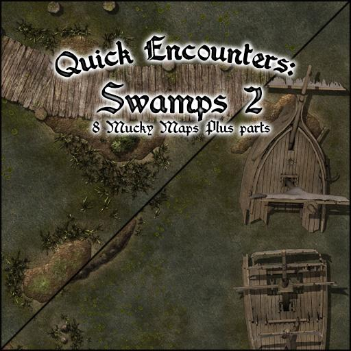 Quick Encounters: Swamps 2