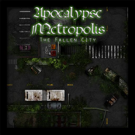 Apocalypse Metropolis: The Fallen City