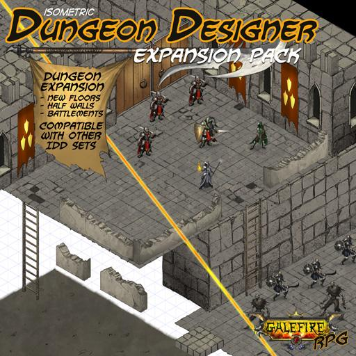 Isometric Dungeon Designer, Expansion Pack
