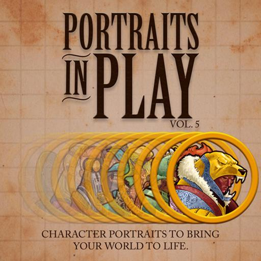 Portraits in Play vol. 5