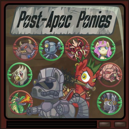 Post-Apoc Ponies