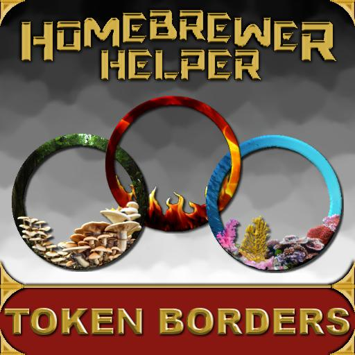 Homebrewer Helper Token Borders