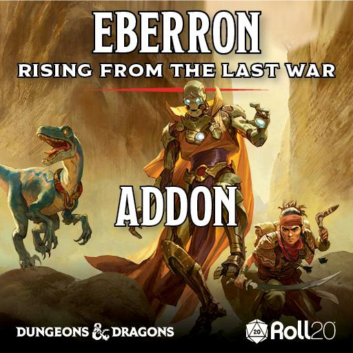 Eberron: Rising from the Last War Addon