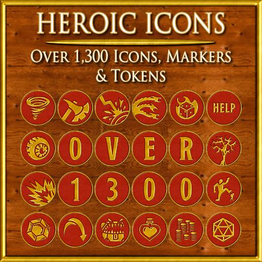 Heroic Icons