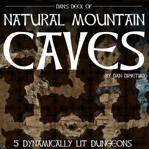 Dan's Deck of Natural Mountain Caves