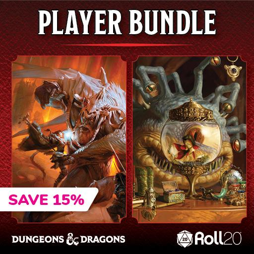D&D Players Bundle