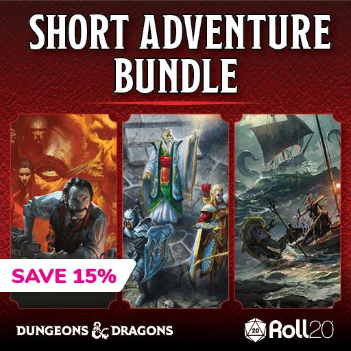 D&D Short Adventure Bundle