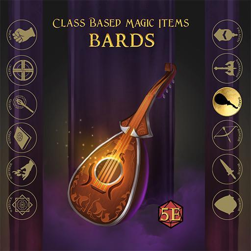 Class Based Magic Items: Bard
