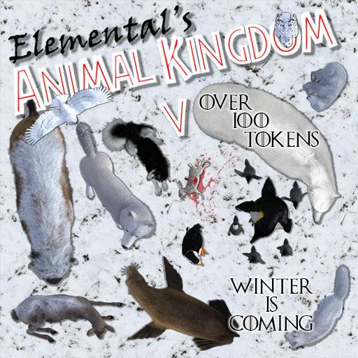 Elemental's Animal Kingdom 5