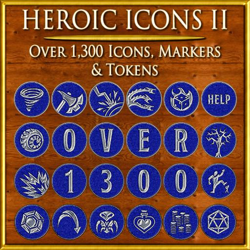 Heroic Icons 2