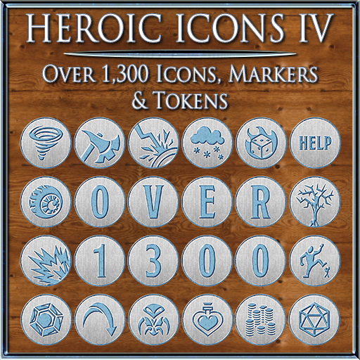 Heroic Icons 4