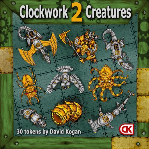 Clockwork Creatures 2