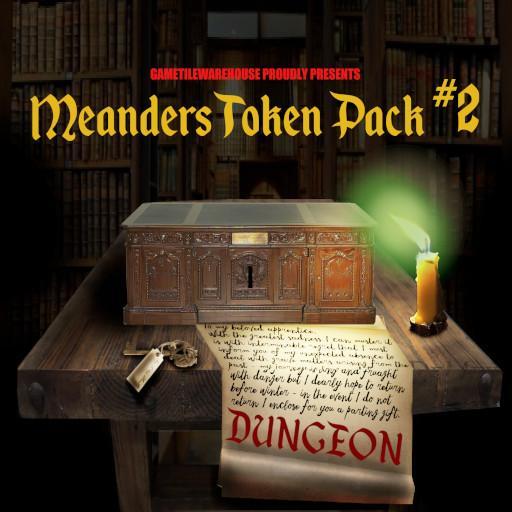 Meanders Token Pack 2 - DUNGEON I