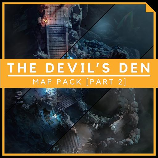 The Devil's Den [Part 2] - Battlemap