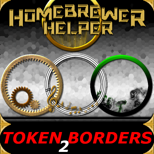 Homebrewer Helper Token Borders 2