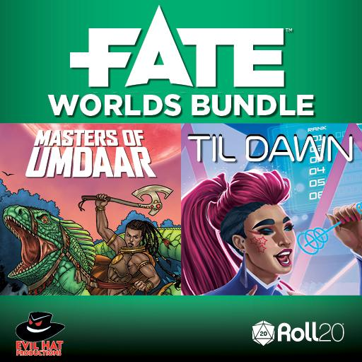 Fate Worlds Bundle